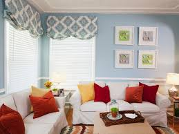 Blue Livingroom Red And Blue Living Room