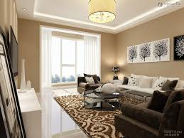pictures of living rooms with brown sofas red and room decorating