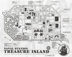 Treasure Island Map Maps Uptown Almanac