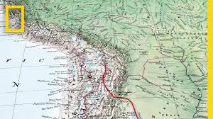 Machu Picchu Map Cradle Of Gold The Story Of Hiram Bingham And Machu Picchu
