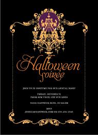 halloween party invitations templates kawaiitheo com