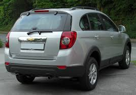 chevrolet captiva 2011 file chevrolet captiva ls rear 20100601 jpg wikimedia commons