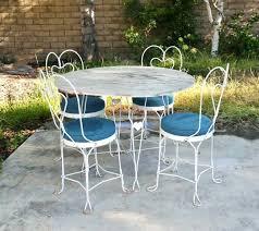 Woodard Patio Furniture Repair by Patio Ideas Vintage Red Metal Patio Chair Vintage Redwood Patio