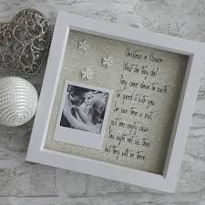 bereavement gift ideas christmas in heaven memorial frame loss of loved one loss of