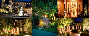 Residential Landscape Lighting Landscape Lighting Services