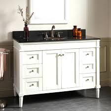 48 double sink bathroom vanity cabinet without top inch