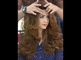 step cutting hair perfect layered hair for long hair step by step cut hd youtube