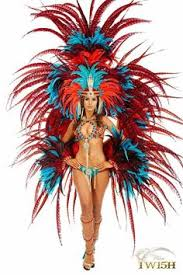 carnival brazil costumes osage individual photo3 costumes and west indies