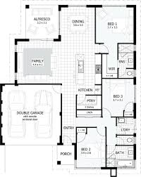one story modern house plans decoration 3 bedroom houseplans