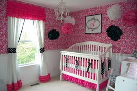 baby nursery cute pink room ideas also twin for loversiq