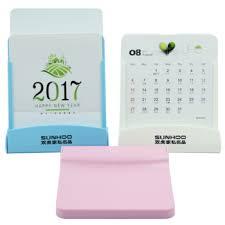 Desk Calendar With Stand Multi Function Folding Mobile Phone Stand Desk Calendar Plastic