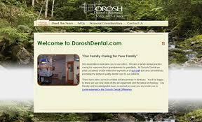Home Design Interactive Website Website Redesign Dorosh Dental Oasis Interactive