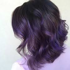 weave hairstyles with purple tips 21 looks that will make you crazy for purple hair purple