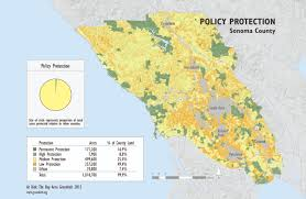 Sonoma California Map Sonoma County Policy Protection Map Greenbelt Alliance