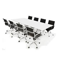 Conference Table With Chairs Modern Office Furniture Store In Fort Lauderdale Miami Custom
