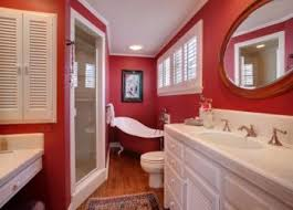 Gray And Red Bathroom Ideas - download red bathroom ideas gurdjieffouspensky and brown