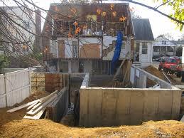 the concrete foundation walls are in place willa u0027s castle