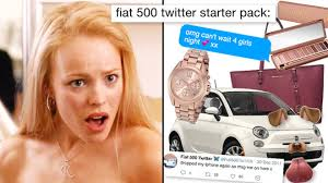 Fiat 500 Meme - what is fiat 500 twitter and are you a part of it popbuzz