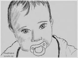 dessin pour chambre de bebe dessin bébé noir et blanc bébé et décoration chambre bébé