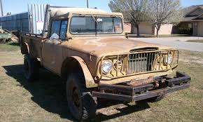 jeep modified classic 4x4 m715 kaiser jeep page