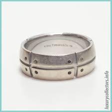 flipside wedding band and co streamerica 18k 750 mens white gold ring