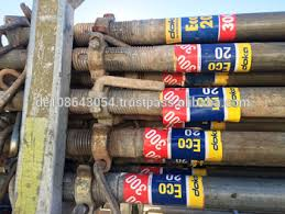 doka 20 300 props used formwork steel prop for sale ready to work
