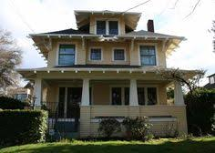 craftsman style home turn the garage to the side portland or reminds me of where the noonan s lived at halloween