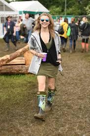 Natalie Dormer Fansite Natalie Dormer Visits The 2016 Glastonbury Festival In England 06