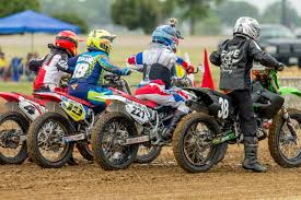 ama atv motocross youth dirt trackers attack tt at suzuki ama dirt track grand