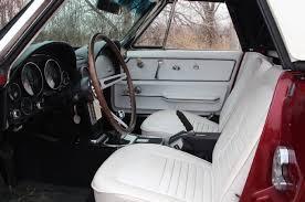 white corvette interior no reserve 1 of 16 1967 corvette alloy l89 at okc auction on