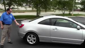 2006 honda civic 2 door used 2006 honda civic ex coupe for sale at honda cars of bellevue