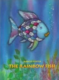 rainbow fish marcus pfister 9783314015441