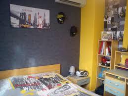 deco chambre jaune et gris deco chambre gris