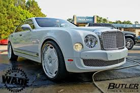 bentley mulsanne ti bentley mulsanne on 24