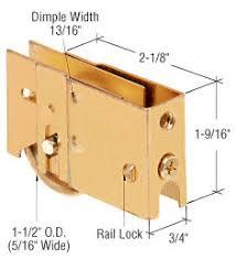 Patio Door Runners Replacement Roller Assemblies Patio Door Parts Your Best Source