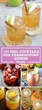 Non Alcoholic Thanksgiving Drinks 14 Best Fall Cocktails For Thanksgiving Recipes For Easy