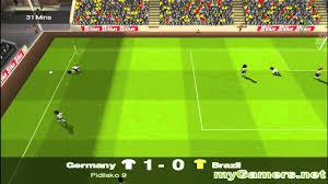 sensible soccer 2006 germany vs brazil youtube