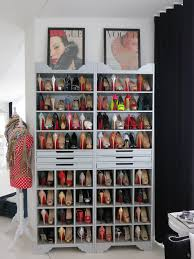 Shoe Closet With Doors Built In Shoe Closet Home Design Ideas And Pictures