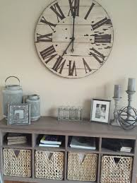 take a look at our impressive collection of large wall clocks