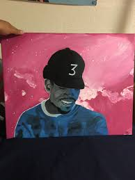 coloring book chance chance the rapper coloring book mixtape cover brooklynnsamonee