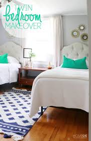 twin bedroom makeover home made by carmona