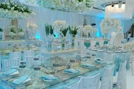 Centerpieces For Quinceanera Design A Winter Wonderland Theme For Your Quinceanera