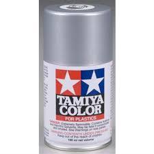 tamiya ts30 silver leaf tam85030 spray paint rc planet