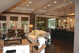 Pictures Of Open Kitchens And Living Rooms by Open Floor Plan Kitchen And Living Room Pictures Centerfieldbar Com
