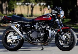 Bull Dock Custom Kawasaki Z1 Bikes That Turn Me On Pinterest