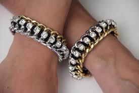 diy metal bracelet images Life by appointment diy mixed metal friendship bracelets JPG
