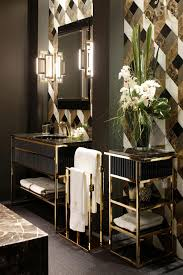 Luxurious Homes Interior 10 Best Golden Aesthetics For Your Bathroom Design Design Trends
