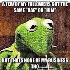 Meme My Photo - bae but that s none of my business know your meme