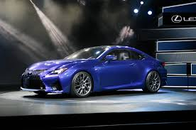lexus concept coupe watch the 2015 lexus rc f debut at the 2014 detroit auto show