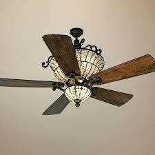 Replace Chandelier Ceiling Fan White Ceiling Fan With Chandelier Light Replace